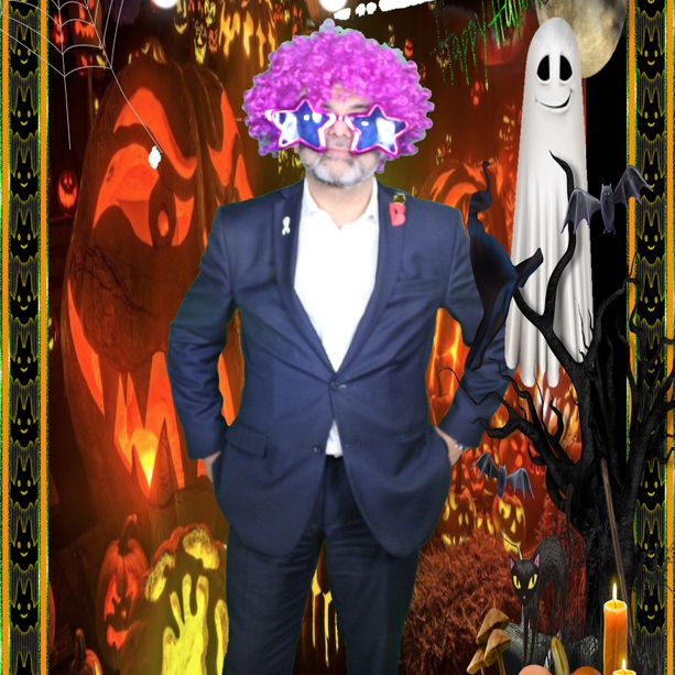 #photobooth #ssearena #magicmirror #mtvemaawards2017 #openmic